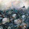Из монографије The Christian Heritage of Kosovo and Metohija, Косовска битка, Владимир Пајевић, Рим